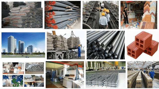 Top 10 công ty phân phối vật liệu xây dựng đánh giá tốt nhất tại Tphcm