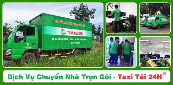 Top 10 dịch vụ taxi tải chuyển văn phòng chuyên nghiệp uy tín