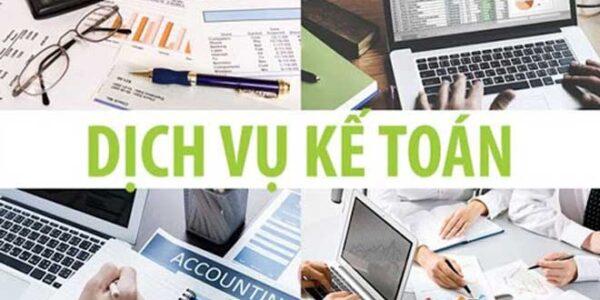 Dịch vụ kế toán trọn gói Tphcm tháng 12 năm 2021